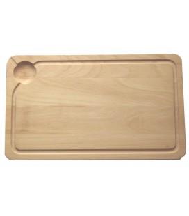 Planche à découper 50 cm x 35 cm , épaisseur 2,8 cm