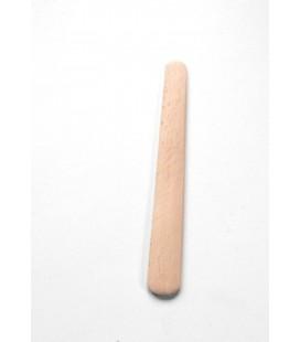 Spatule à épilation en bois de 16 cm - spatule Lévres -