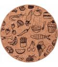 Dessous de plat en liège