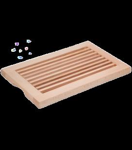Planche à Pain ramasse-miettes en bois.